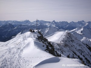 portlerhorn-skitour