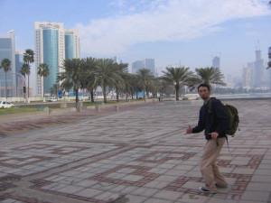 doha-walk