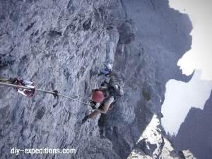 Arlberger Klettersteig, Tirol