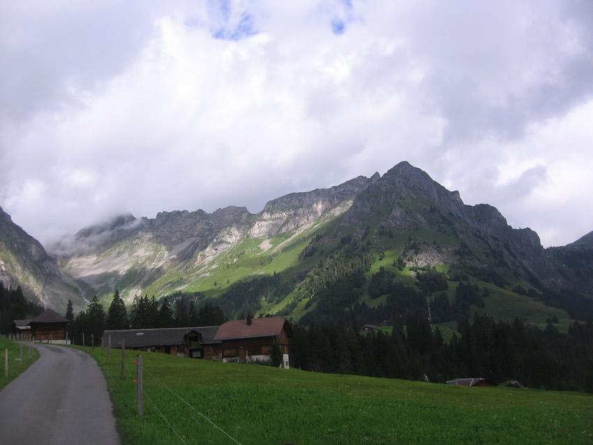 Klettersteig Jochpass : Jochpass trail engelberg titlis