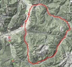 Radrunde Graubünden
