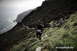 Exmoor Trail-Marathon, UK