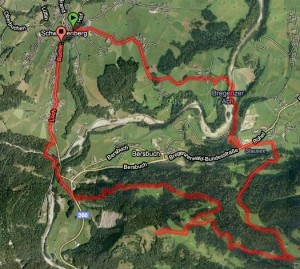 Trailrun Schwarzenberg