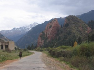 Trek Peak Karakol