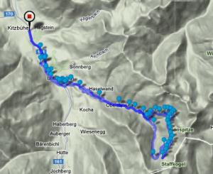 MTB-Route