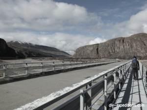 Patagonien, Skitouren