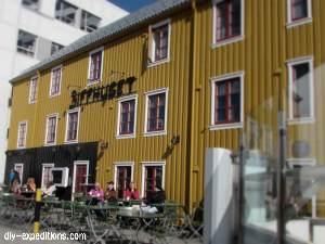 Tromso, Lyngen, Norwegen