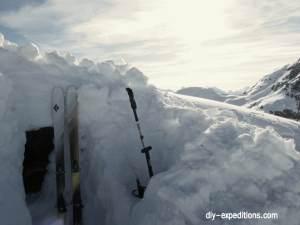 Skitouren im Verwall, Vorarlberg