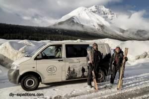 Camper Van, Canada