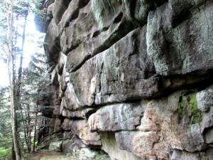 Mandelstein, Waldviertel