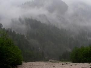 Totes Gebirge, Oberösterreich