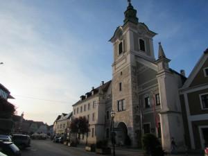 Zwettl, Waldviertel, Österreich