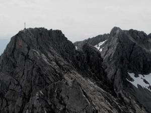 Gottvaterspitze, Rätikon
