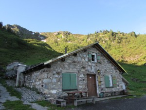 Alpe Alpila, Grabs, Tschagguns