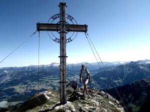 Schwarzhorn, Rätikon, Vorarlberg