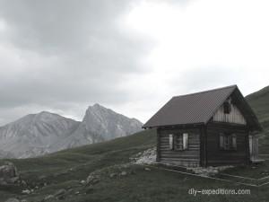 Glongspitze, Lechquellengebirge
