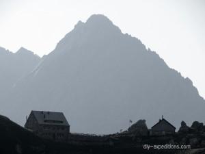 Pfälzer Hütte, Rätikon