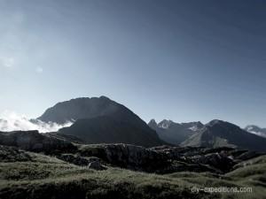 Ruefispitze, Vorarlberg