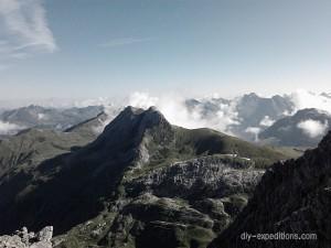 Wösterspitzen, Vorarlberg