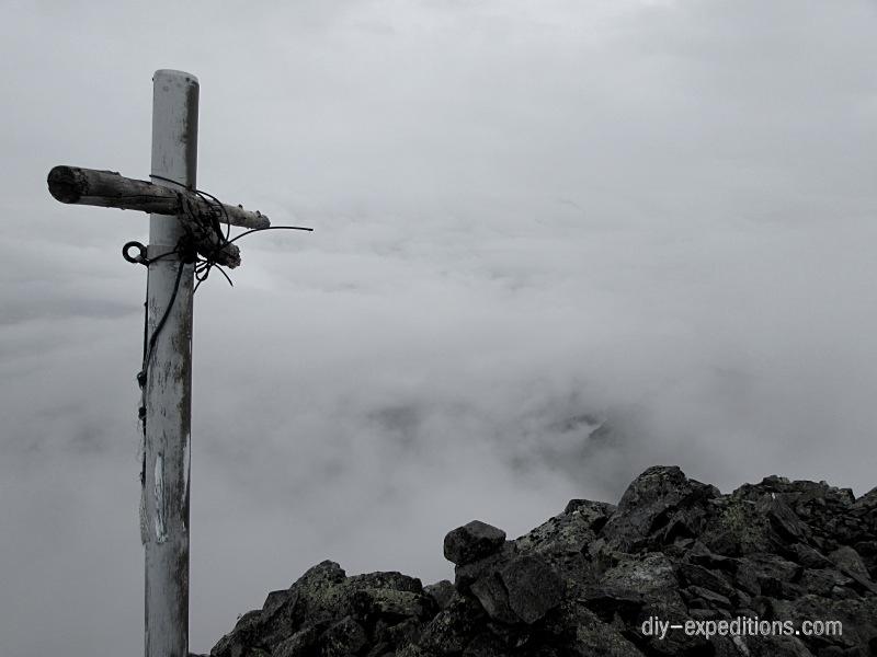 Geisterspitze, Verwall
