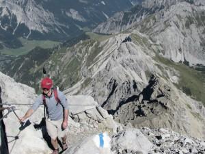 Zum Panüelerkopf - Straußsteig