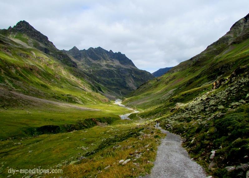 Ochsental, Silvretta, Vorarlberg