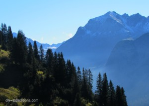 Lechquellengebiet, Vorarlberg