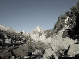 Pico de Paderna, Aragon