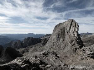 auf dem Weg zum Pico de Posets, Aragon