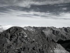 Blick vom Pico de Posets