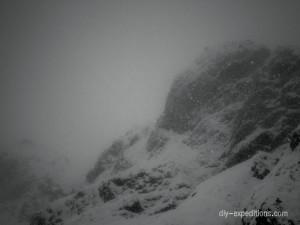 Schindlergrat, Arlberg