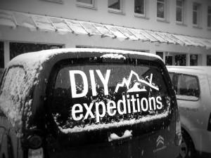 DIY Expeditions Fahrzeug