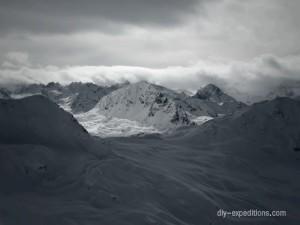 Verwall, Vorarlberg, Österreich