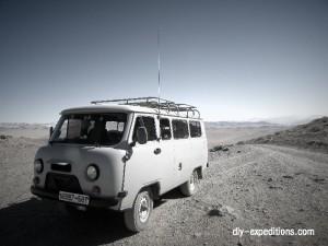 Altai Mongolei