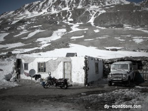 Altai Tavn Bogd, Mongolei