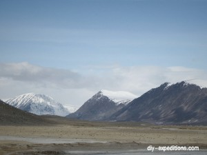 Altai Tavn Bogd Mountains