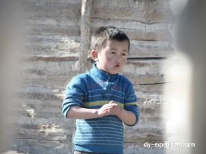 Nomadenbub, Mongolei