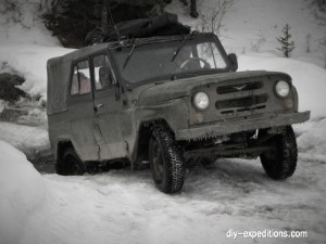 Barnaul, Altai