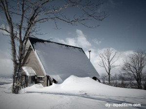 Hokkaido Mt. Kamui