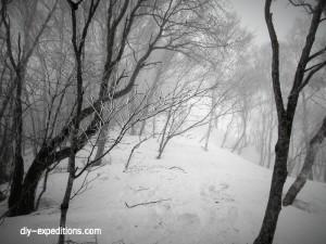 Mt. Shiribetsu, Hokkaido, Japan