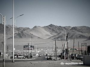 Ulgii, Mongolei