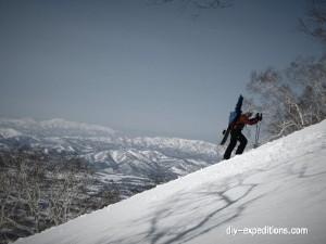 Yotei Zan, Hokkaido