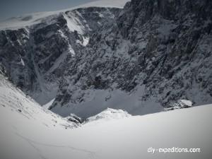 Znachkistov Col, Altai