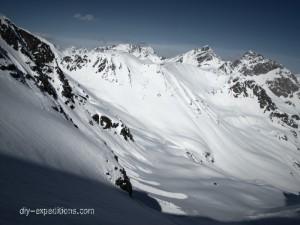 Sertigpass, Albula, Graubünden