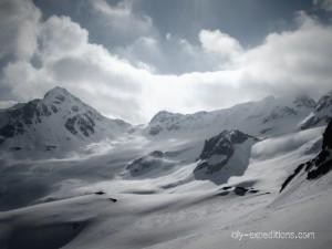 Piz Grialetsch, Flüelapass, Graubünden
