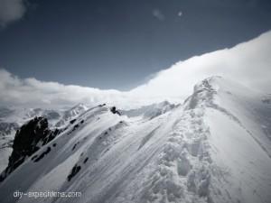 Piz Grialetsch, Albula, Graubünden
