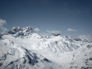 Piz Kesch, Albula, Graubünden