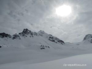 Piz Sarsura Pitschen, Graubünden