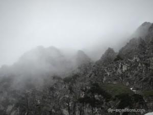 Breithorn Großes Walsertal Trekking