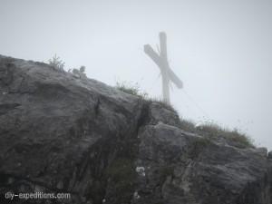 Breithorn Gipfelkreuz